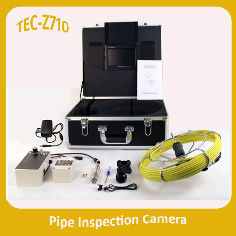 Most basic model Z710 Pipe Inspection camera