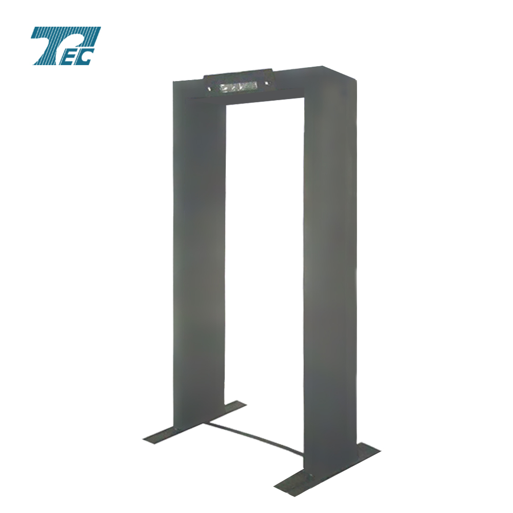Portable walk through metal detector TEC-700E