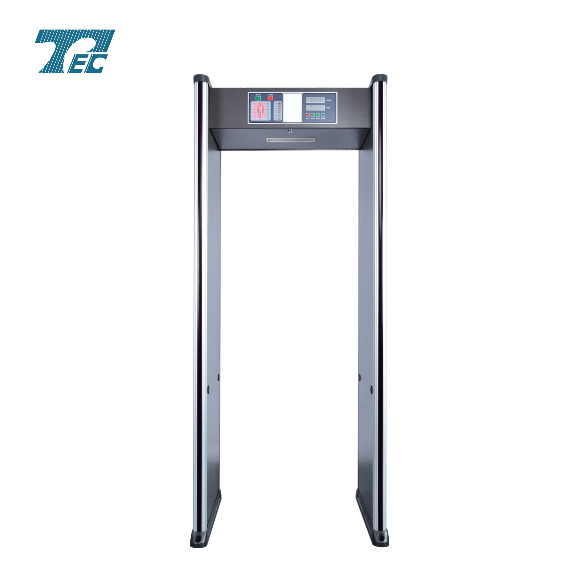 Economical but professional door frame metal detector TEC-201