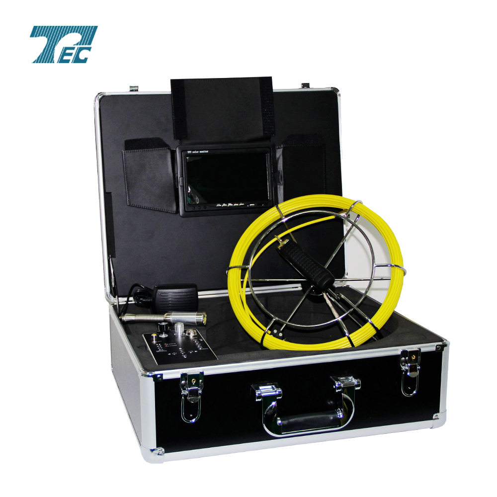 Pipe Inspection Camera system with DVR